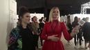 Интервью RAHEL GUIRAGOSSIAN из Швейцарии - бренд «GLOBAL TALENTS» - Mercedes Fashion Week 2019