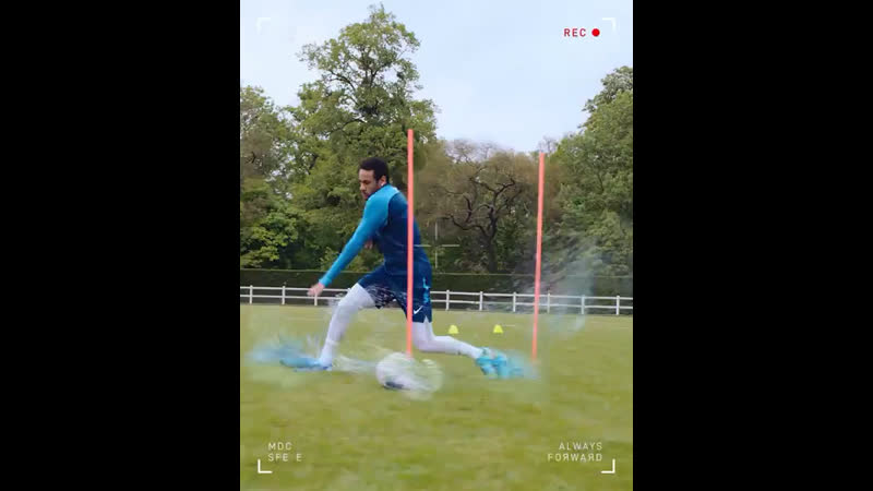 Try and catch up 😉🤙🏾 Get the latest @nikefootball Mercurial's at Nike.comfootball Mercurial ad