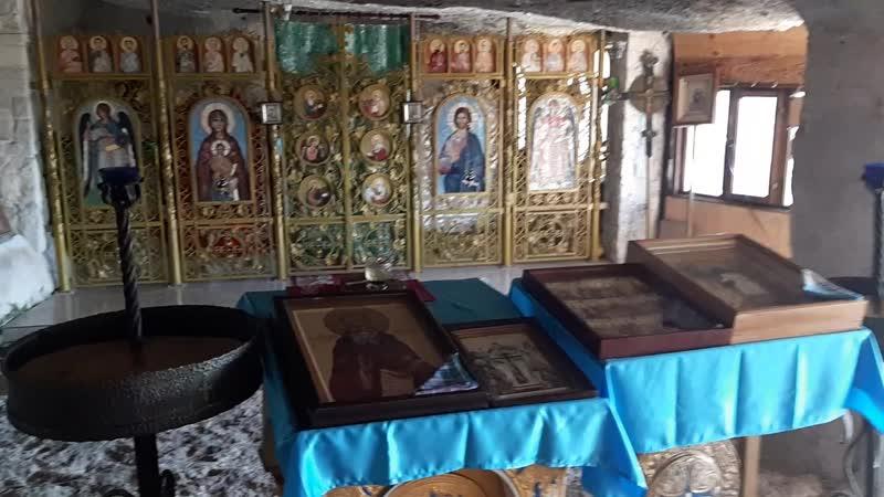 Храм пещерного монастыря Челтер Мармара