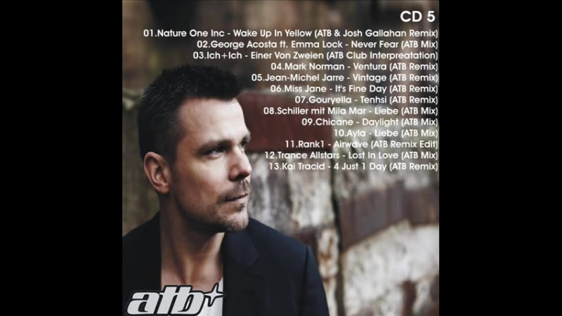 ATB 1998-2012 (Disc Five) (Remixes)