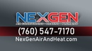 Best Air Conditioning Company in Palm Desert CA | NexGen Heat and Air | (760) 547-7170