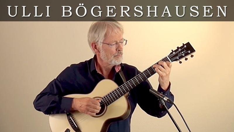 Ulli Boegershausen: Falling Slowly - played on Lakewood C 32 Edition 2019