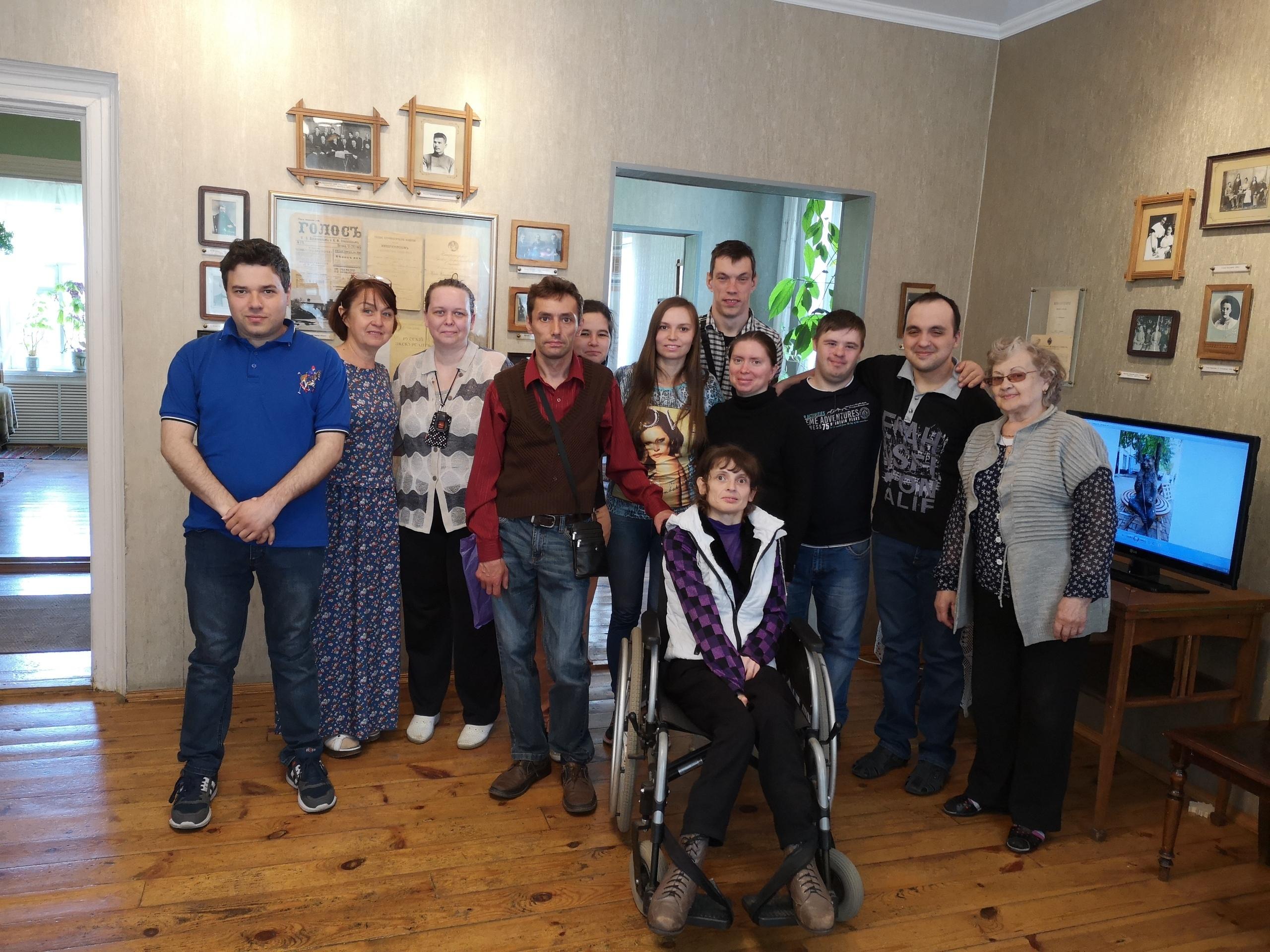 Экскурсия в музей Богдановича
