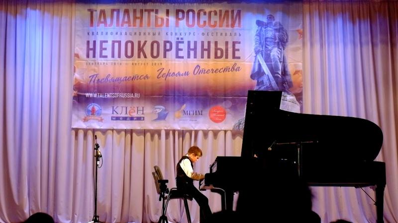 Ф.Шуберт Экспромт №2 ор.90