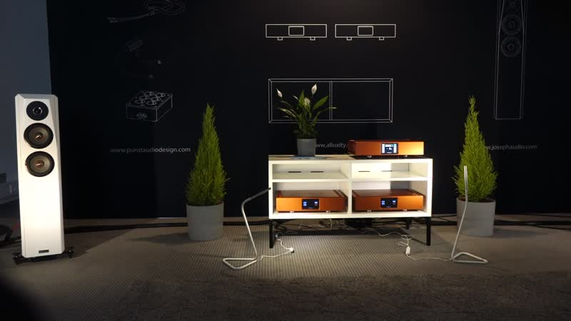 High End Munich 2019 - Joseph Audio Perspective2 Graphene - Purist Audio Design - Alluxity - Part 2
