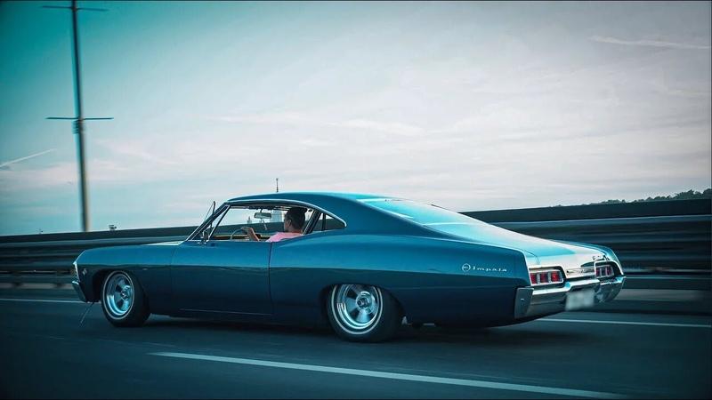 Самый красивый авто в городе ! Обзор Импалы 1967 года!