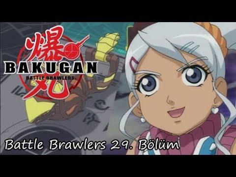 Bakugan Battle Brawlers 29 Bölüm Kader Boyutunda Kabus