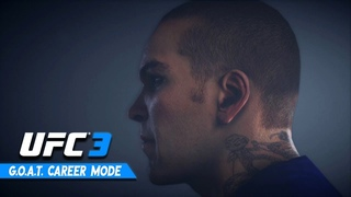 ISAAC FROST UFC 3 Career Mode - Ep 1 - ICE COLD MMA DEBUT!!