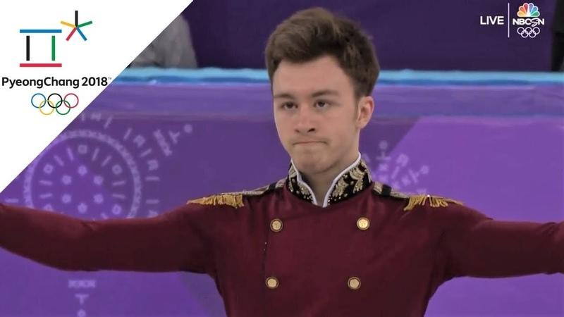 2018 Olympics Men SP Group 4 Full Version (NBCSN)