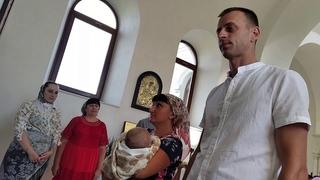 Лаки.Таинство Крещения Филиппа!!! Часть 1.