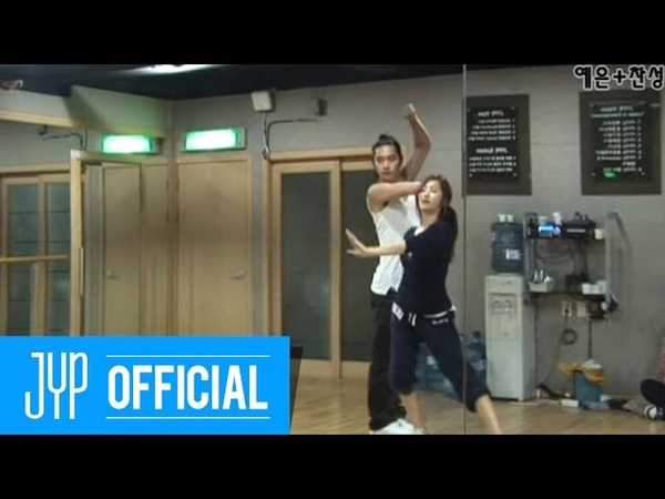 [Undisclosed Clip] Wonder Girls 2PM Nobody Tango ver. for MKMF 4