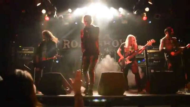 Lacrimas Profundere * Antiadore * @ Wacken Roadshow Part 2 Berlin K 17 2014-11-02