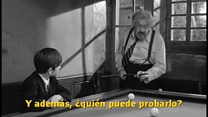Le vieil homme et l'enfant (El viejo y el niño) 1967, Claude Berri