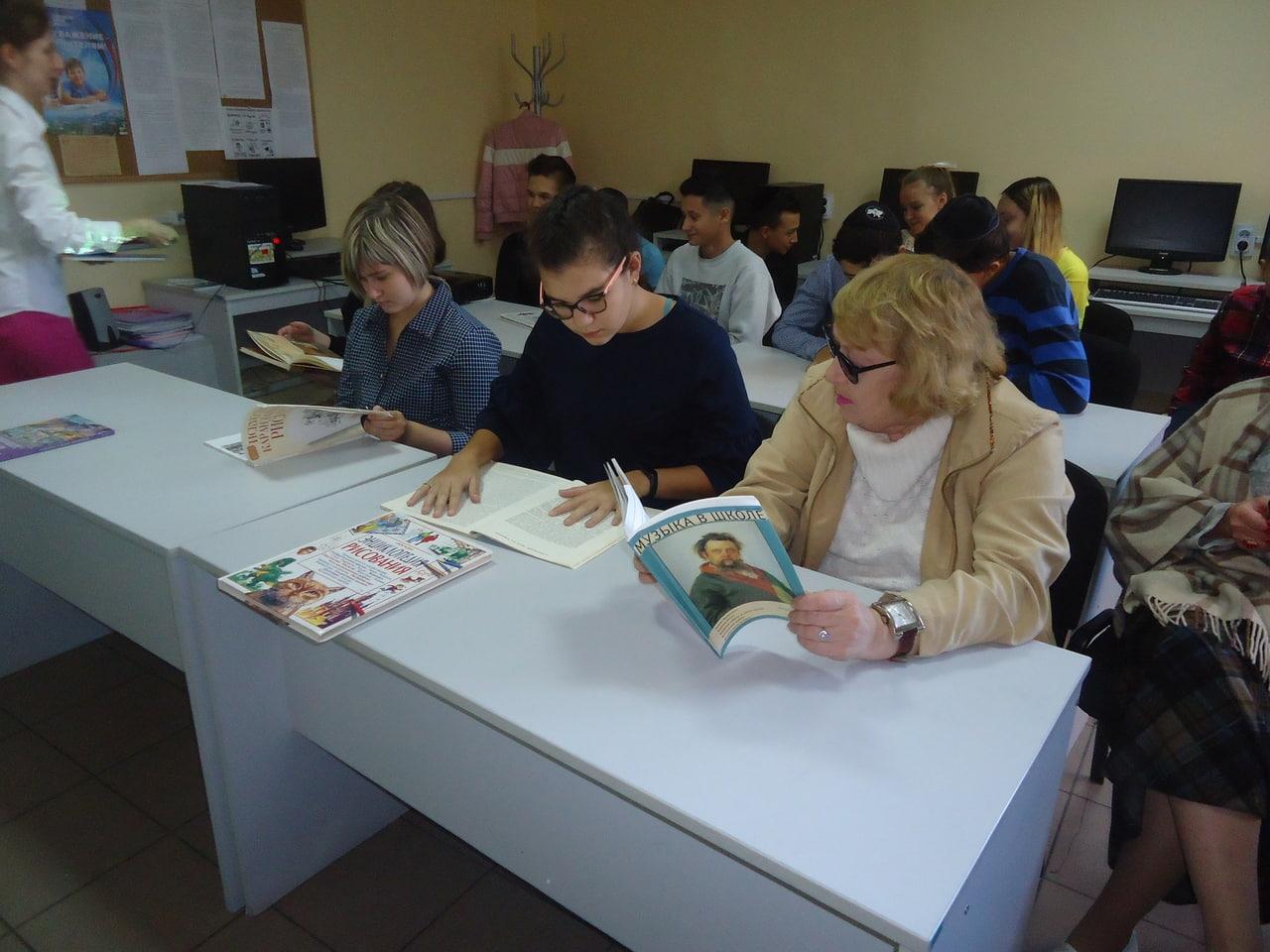 донецкая республиканская библиотека для детей, отдел организации досуга для детей, с библиотекой интересно, занятия со школьниками, международный день музыки