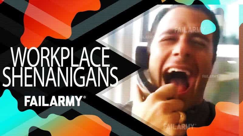 [FailArmy] Filing for Unemployment: Workplace Shenanigans