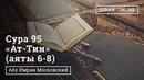 Сура 95 «Ат-Тин Смоковница» 6-7-8 аяты Абу Имран Таджвид Коран