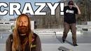 CHRIS HASLAMS CRAZY FLATGROUND TRICK!