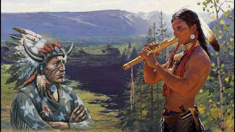 Flauta Indígena e Sons da Natureza (para Meditação, Anti-stress, Anti-Insônia)