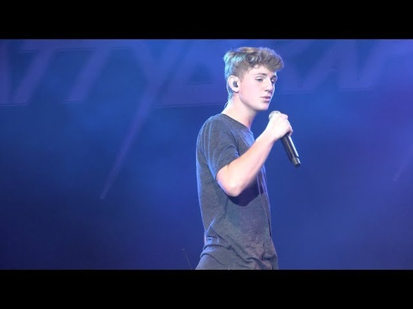 MattyB Can't Get You Off My Mind Live in NYC