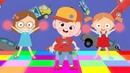 Песенки для детей - Машинки - Мультик про машинки.Развивающий мультик для детей.