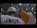 Lemieux Jagr vs Capitals 1992 Playoffs
