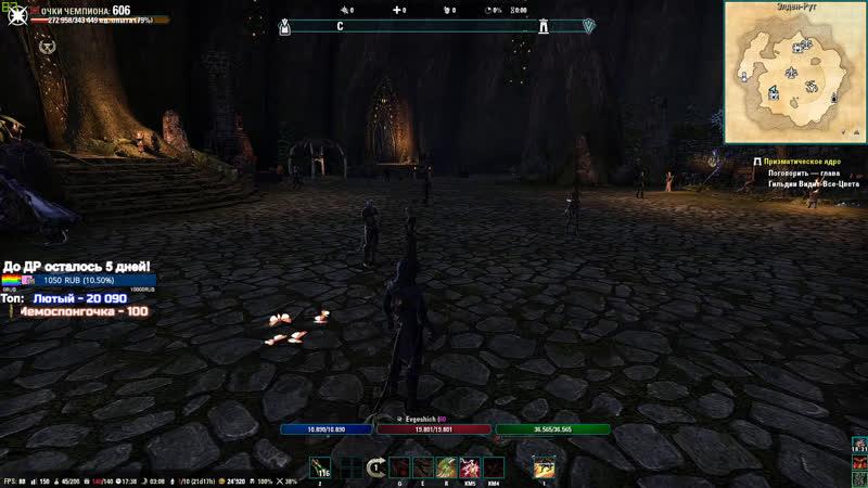 The Elder Scrolls Online Будни каджита