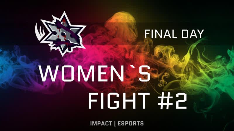 Warface Women`s Fight 2 Final Day