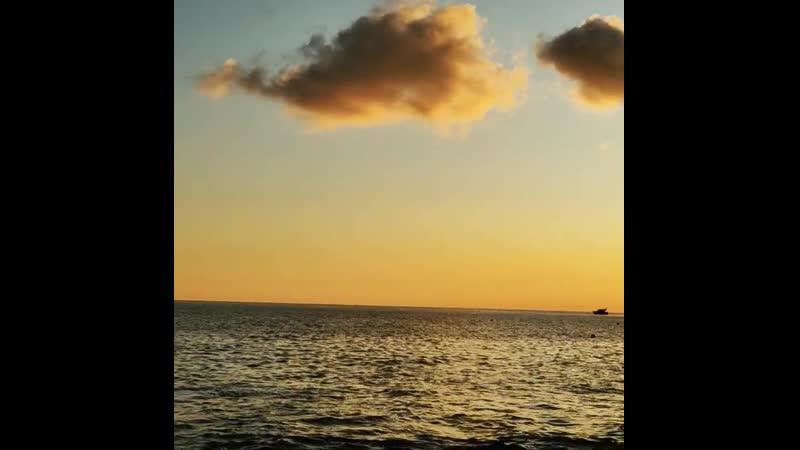 Адлер, пляж 1 октября