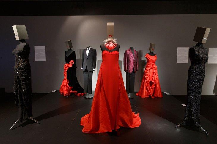 выставка итальянской моды