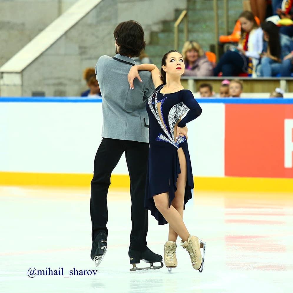 Анастасия Шпилевая - Григорий Смирнов/ танцы на льду - Страница 16 3JNV2GhK3hQ