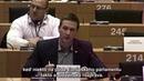 Konflikt v Bruseli Progresívci prišli ohovárať Slovensko Uhrík ich uzemnil