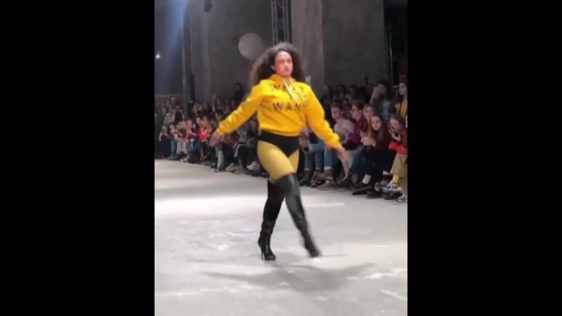 Vogue на Российской неделе моды