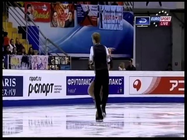 Rostelecom Cup 2012 FD Penny COOMES Nicholas BUCKLAND