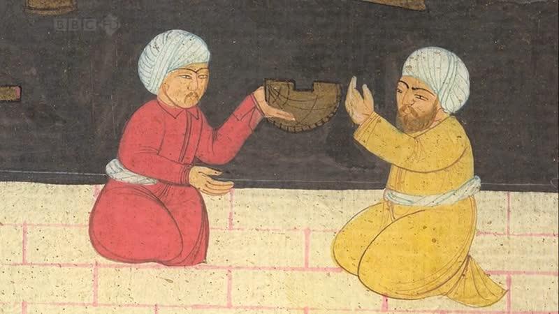 Наука и ислам Science and Islam 2 Империя мысли 2009 Джим аль Халили док сериал история наука BBC 720p