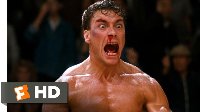 Bloodsport 9 9 Movie CLIP Matte Victory 1988 HD