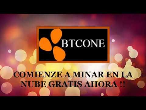 COMIENZE A MINAR EN LA NUBE GRATIS AHORA con BTC one