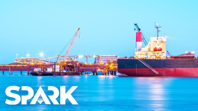 Port Hedland The World's Biggest Bulk Export Port Big Australia Spark