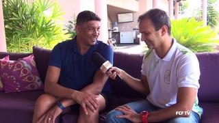 FCF TV entrevista Mário Jardel sobre Neymar, Porto, Seleção Brasileira, Felipão, Sporting, Depressão