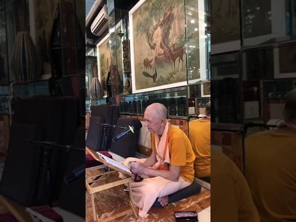 BVV Narasimha Swami, SB 10.60.46, Hong Kong, 02.09.2019