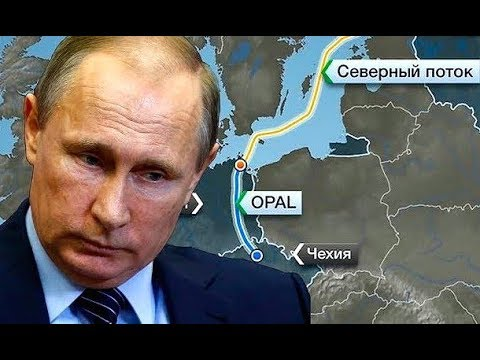 Вот это ПОВОРОТ! На смену Северному потоку-2 идёт Балканский поток. Запад в БЕШЕНСТВЕ