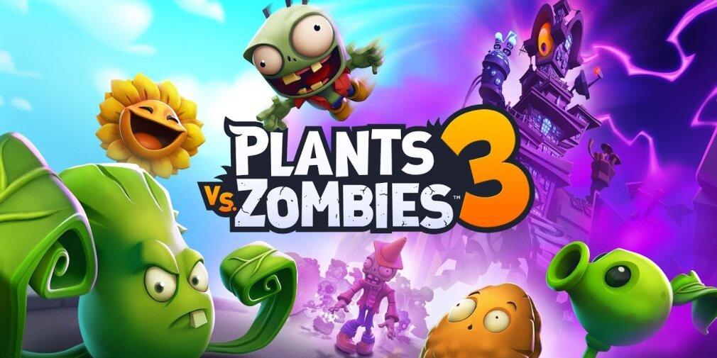 Plants vs. Zombies 3 v17.1.232298 Mod