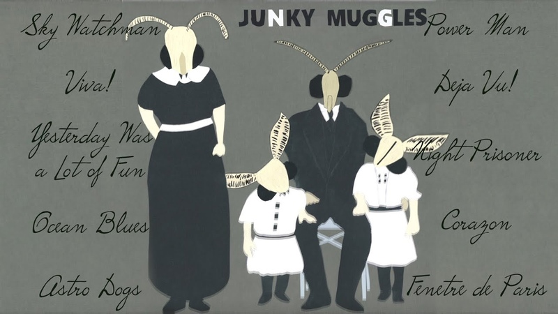 Junky Muggles Album teaser 2019 CSBR Records