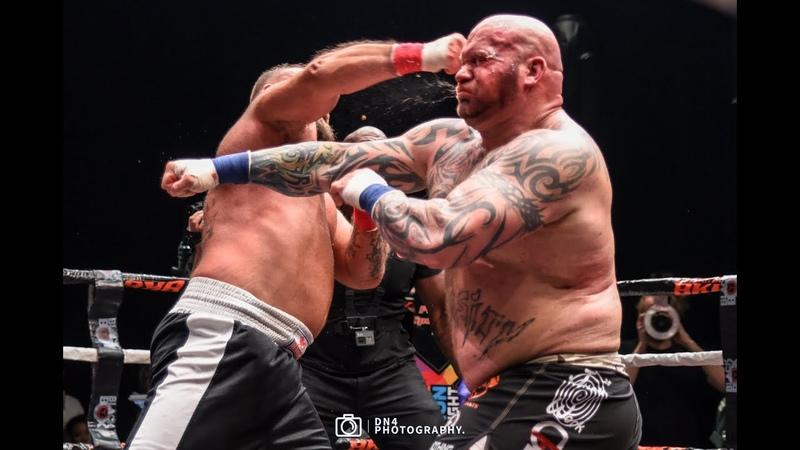BKB Podmore Vs Burns Bare Knuckle Boxing BKB17 *EXCLUSIVE*