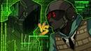 Toxic hackers in Rainbow Six Siege
