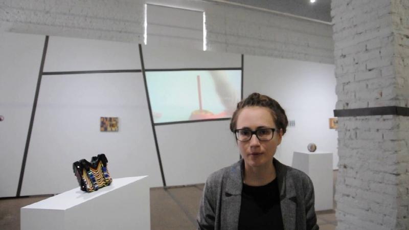 Выставку художника Александра Голынского организовали в Галерее «pop/off/art»