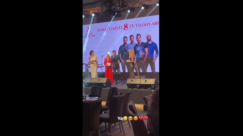 Denizbaysal s story on Instagram uploaded 13.01.2020 22.07