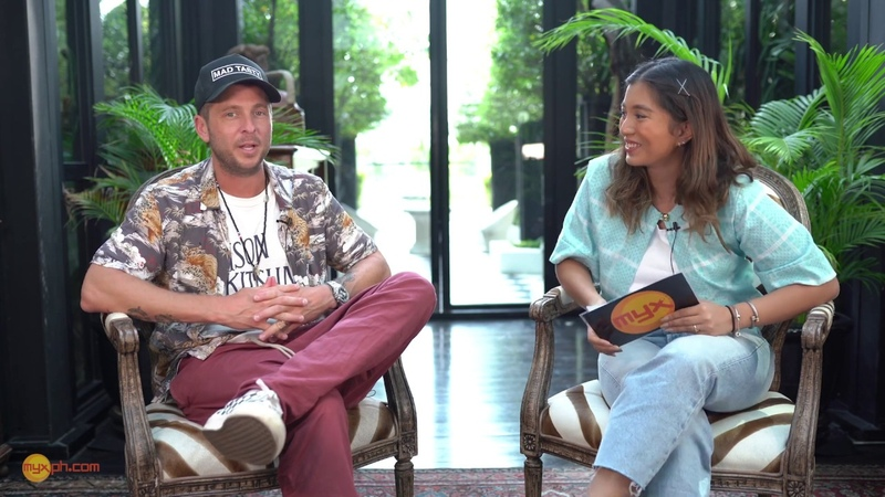 RYAN TEDDER Wants To Travel All 7,000 PH Islands Teases Big Collab Coming | MYXclusive