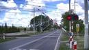 Spoorwegovergang Kostrzyn (PL) Railroad crossing Przejazd kolejowy