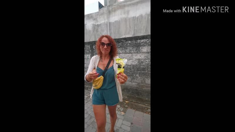 Мороженко из дуриана