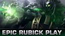 Dota 2 Epic Rubick play